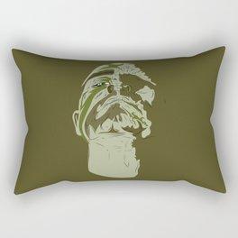The Horror V1 Rectangular Pillow