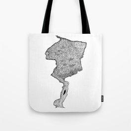 Lava Tree Tote Bag