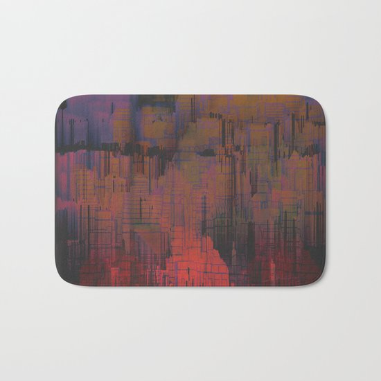 Urban Poetry in the Floating Town / 27-11-16 Bath Mat