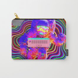 Trippy astronaut Carry-All Pouch