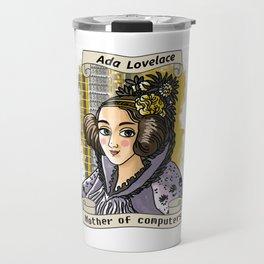 Ada Lovelace Travel Mug
