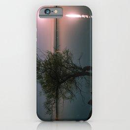 Moonrise over Sandbanks iPhone Case