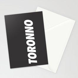 Toronno Stationery Cards