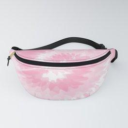 Pastel Pink Tie Dye  Fanny Pack
