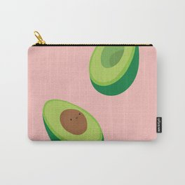 Bouncy Avocado Carry-All Pouch