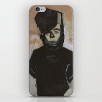 goth iPhone & iPod Skins featuring Goth by Rick Onorato