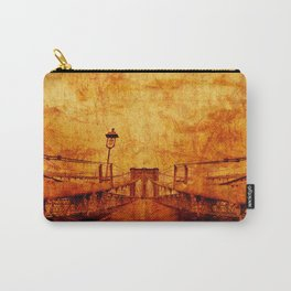 Brooklyn Burning Carry-All Pouch