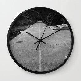 THE WAY Wall Clock