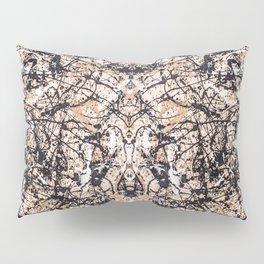 Reflecting Pollock Pillow Sham