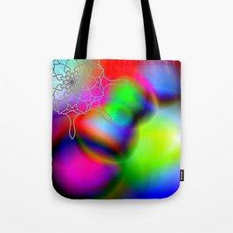 LSD Mandala Tote Bag