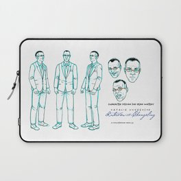Dean Winters Character Design I Laptop Sleeve