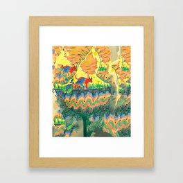 winside Framed Art Print