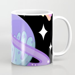 Melty Minty Planet Coffee Mug