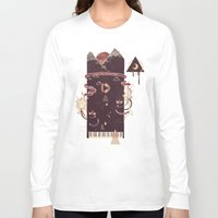 play Long Sleeve T-shirts featuring Play! by Hector Mansilla