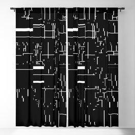 noisy pattern 04 Blackout Curtain