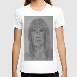 Ann Wilson from Heart T-shirt