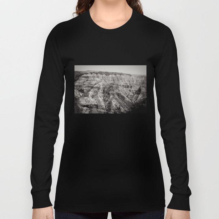 Retro Canyon Long Sleeve T-shirt