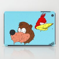 banjo iPad Cases featuring Banjo by Nate Galbraith