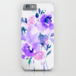 Flowers 7 iPhone Case