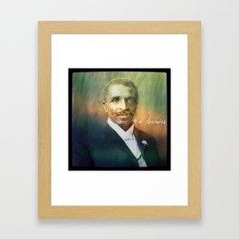 Veneer. Carver. 1864-1943. Framed Art Print