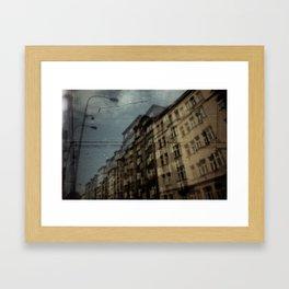 Brno Framed Art Print
