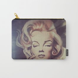 Classic Beauty Marilyn  Carry-All Pouch
