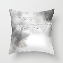 Lear Throw Pillow