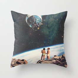 The Era of Understatement Throw Pillow