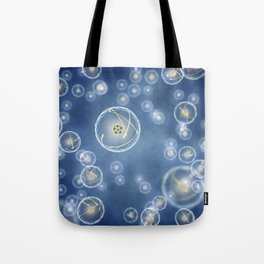 Nuclear energy Tote Bag