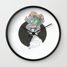 THOUGHTS 1 Wall Clock
