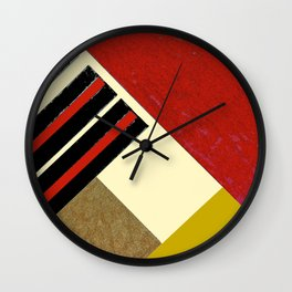 GRAPHIC N13 Wall Clock