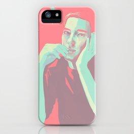 General Hux in Pink  iPhone Case