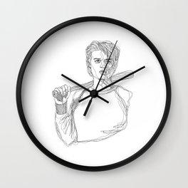 Dad. Wall Clock