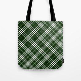 Holiday Plaid 7 Tote Bag