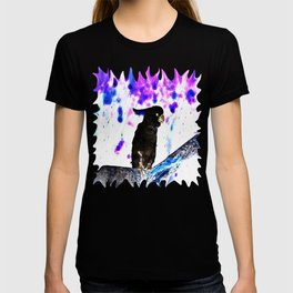 Ink Spots of the Black Feathered Cockatoo T-shirt