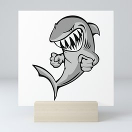 Shark Mini Art Print