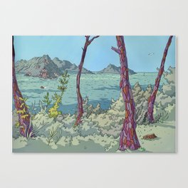 Monteferro Canvas Print