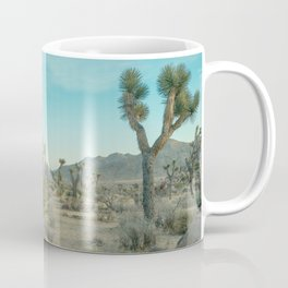 Joshua Tree Park - Light and Calm Coffee Mug