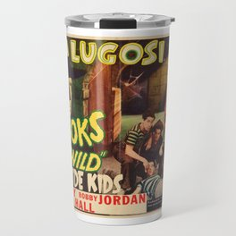Spooks Run Wild, Bela Lugosi, vintage movie poster Travel Mug