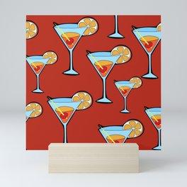 Happy Hour Mini Art Print