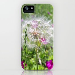 Poof iPhone Case