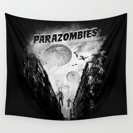 Parazombies Wall Tapestry