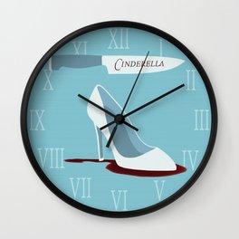 The Original Story: Cinderella  Wall Clock