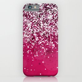 Silver IV iPhone Case