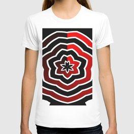 Zig Zag Me Spiral T-shirt