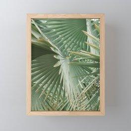 Welcome To The Jungle Framed Mini Art Print