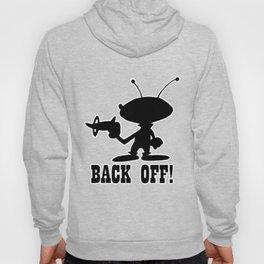 Back Off! Hoody