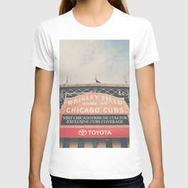 Wrigley Field ... T-shirt