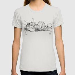 Amarcord Landscape T-shirt
