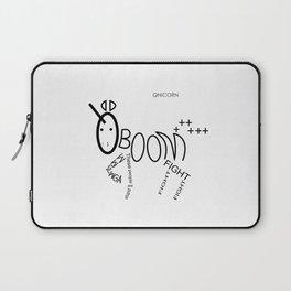 QNICORN (Q unicorn) Laptop Sleeve
